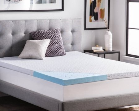 Lucid Memory Foam Mattress Topper Review