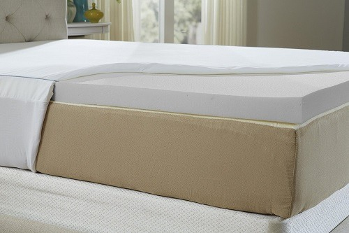Memory Foam Solutions Mattress Topper Review