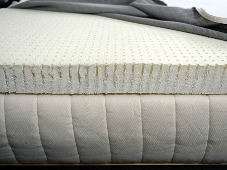 Sleep On Latex Pure Green 100% Natural Latex Mattress Topper -Queen Size